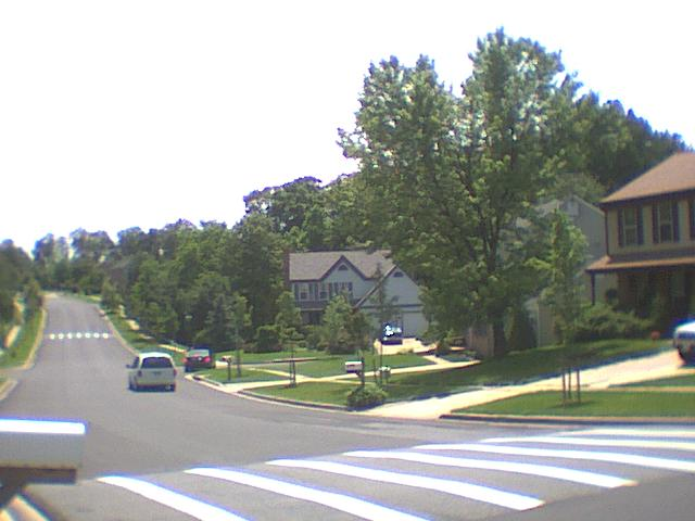 Looking Down Beethoven Boulevard