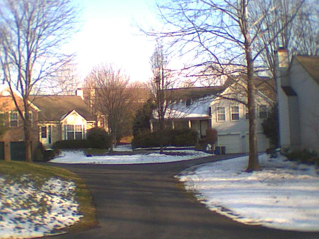 Homes on a Shared Driveway