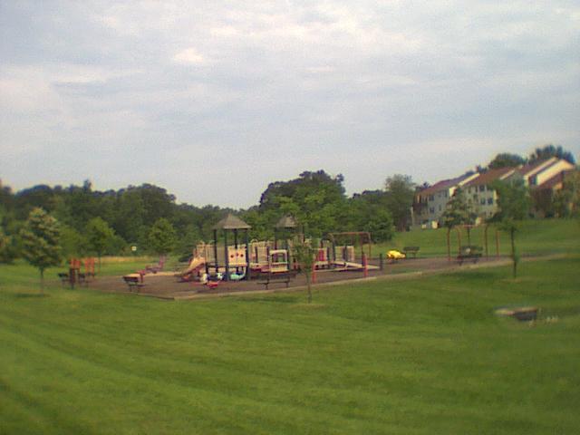Tanglewood Park along Schubert Drive